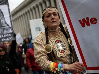 The dark history of Native Americans