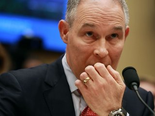 Report: Pruitt Morocco trip cost more than $100K