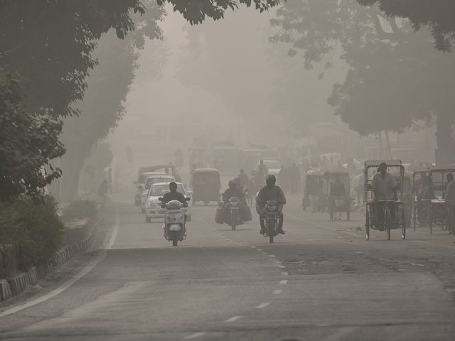 Air pollution kills about 7 million people yearly