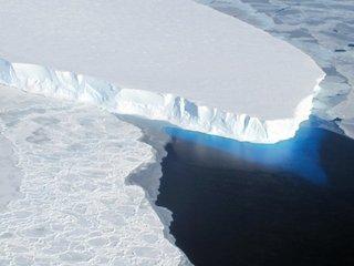 Scientists announce mission to Thwaites Glacier