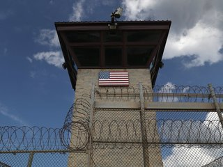 Pentagon gives Guantanamo policy change to Trump