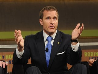 MO lawmakers call session to discuss Greitens