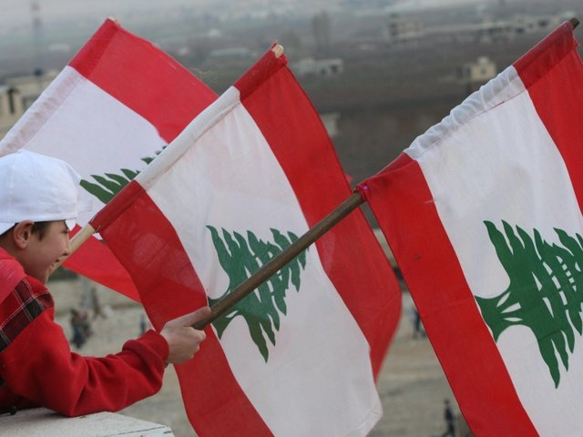 Lebanon holds 1st general election in 9 years