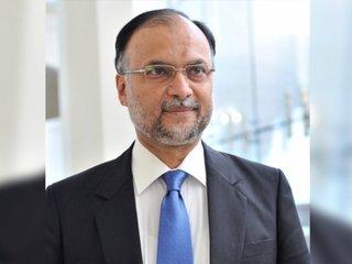 Pakistan's interior minister shot