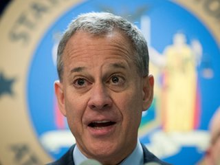 New York attorney general resigns