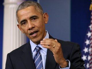 Obama criticizes Trump's Iran deal decision