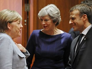 European leaders stand by the Iran nuclear deal