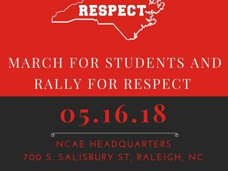 North Carolina teachers plan walkout