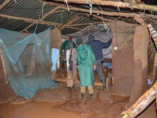 Dozens are dead after a dam burst in Kenya