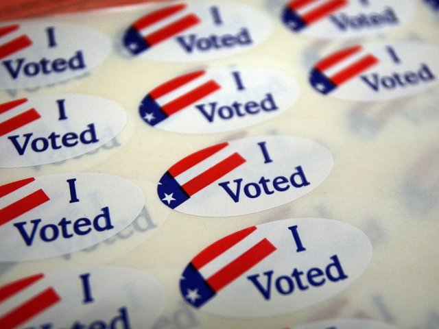 Voters can cast ballots Saturday for May 22 election