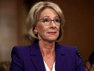 Education Dept. dismantles for-profit fraud team