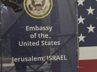 New US embassy in Jerusalem is officially open