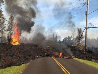 Kilauea eruption affecting Hawaii tourism
