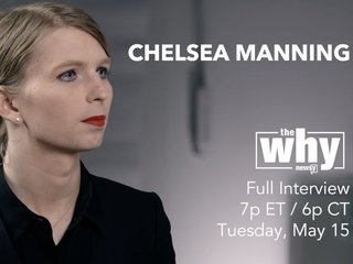 Chelsea Manning on governments keeping secrets