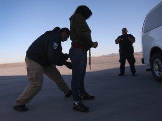 ICE arrests of non-criminals rose under Trump