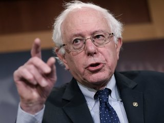 Sen. Bernie Sanders is running for re-election
