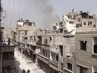 Syrian government regains control of Damascus