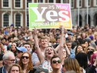 Ireland votes to overturn abortion ban