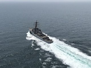 U.S. operation in South China Sea angers Beijing