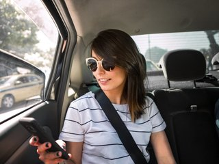 Uber launches 'panic button,' other features