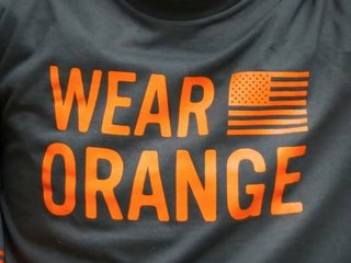Friday is Gun Violence Awareness Day