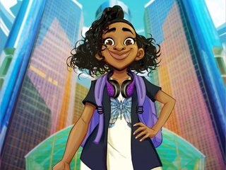 Author brings diversity to children's books