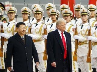 China says it won't buy more US goods if tariffs