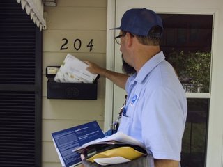 How does A 'do not mail' registry work?