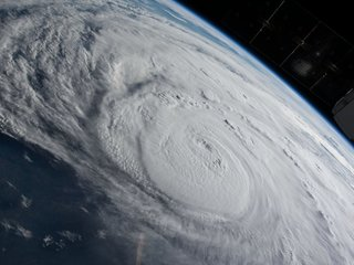 Slower hurricanes could bring a lot more rain