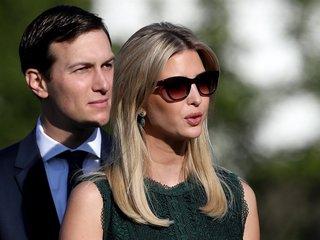 Ivanka Trump, Jared Kushner had lucrative 2017