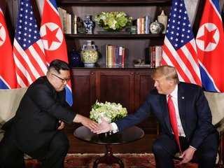 Trump, Kim agree to recover US military remains