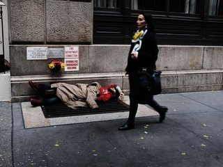 Homelessness and rent are both expected to rise