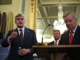 Sen. Bill Cassidy to tackle health care again