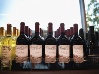 Does Canada keep US wine out of supermarkets?