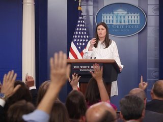 Sanders responds to report about departure