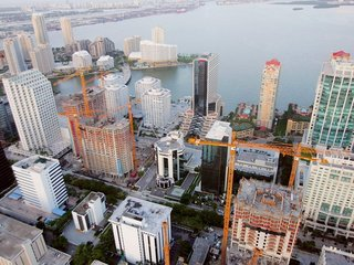 Sea level rise already hitting housing markets