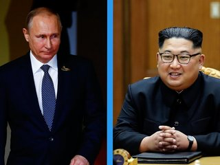 Putin invites Kim to Russia