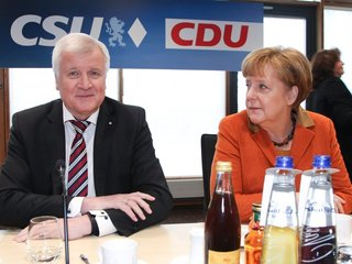 Merkel's job could be at risk over immigration