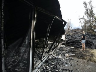 Trump approves aid for Hawaii volcano victims