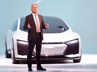 German officials arrest Audi CEO