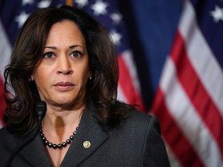Kamala Harris calls for DHS secretary to resign
