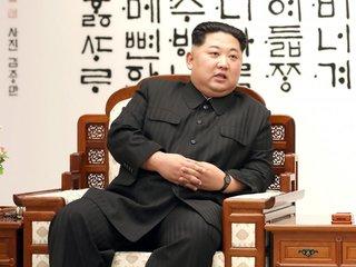 Kim Jong-un visiting China