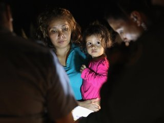Trump now wants to reunite immigrant families