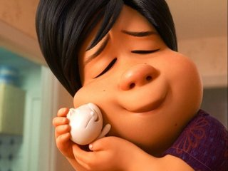 Pixar's 'Bao' inspired by family and food