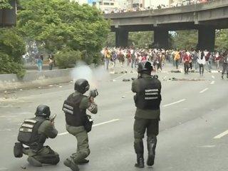 UN: Venezuelan security forces killed hundreds