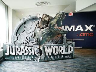 'Jurassic World' has big opening day