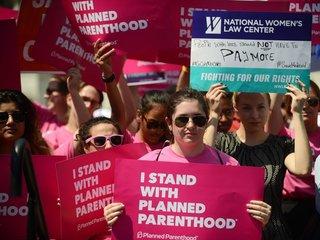 Planned Parenthood files suit against HHS