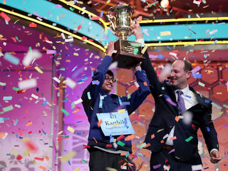 Spelling Bee releases 'Great Words' book list