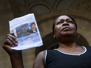 Officer charged in Antwon Rose Jr. death