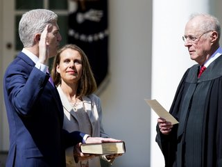 Kennedy's retirement cements Trump's mark